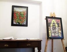 Appupen's Halahala at Gallery 545, Bangalore - May, 2013